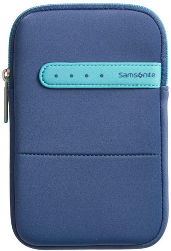 Samsonite ColorShield Sleeve 7 tum Blue/Light Blue
