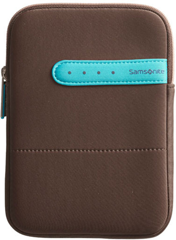 Samsonite ColorShield iPad mini Sleeve Brown/Turq