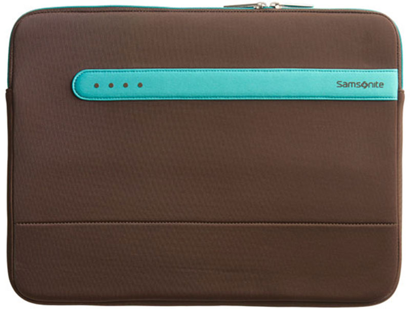 Samsonite ColorShield Lap Sleeve 15.6 tum Brown/Tu