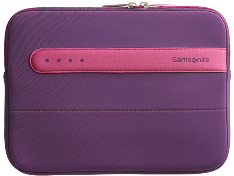 Samsonite ColorShield Lap Sleeve 10.2 tum Purple/P