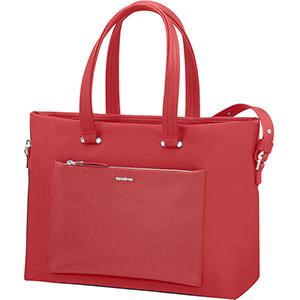 Samsonite Zalia Shopping Bag 15.6 tum Red