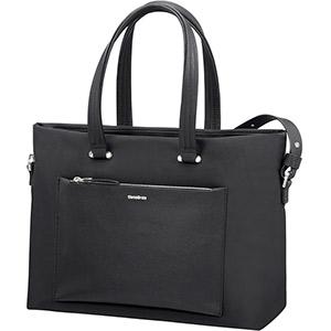 Samsonite Zalia Shopping Bag 15.6 tum Black