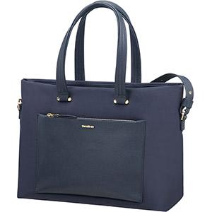 Samsonite Zalia Shopping Bag 15.6 tum Blue