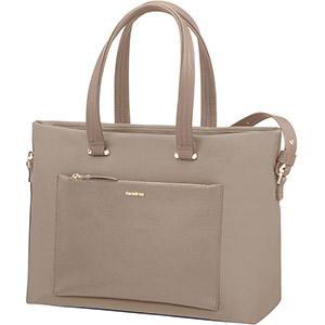 Samsonite Zalia Shopping Bag 15.6 tum Beige