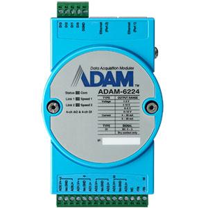 Advantech ADAM 6224 - 4 ch Analog OUT