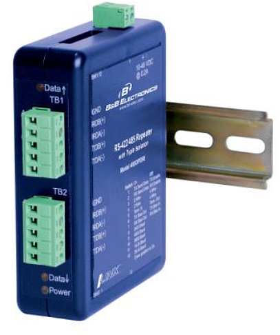 B+B I-Linx RS422/485 tripple isolated repeater