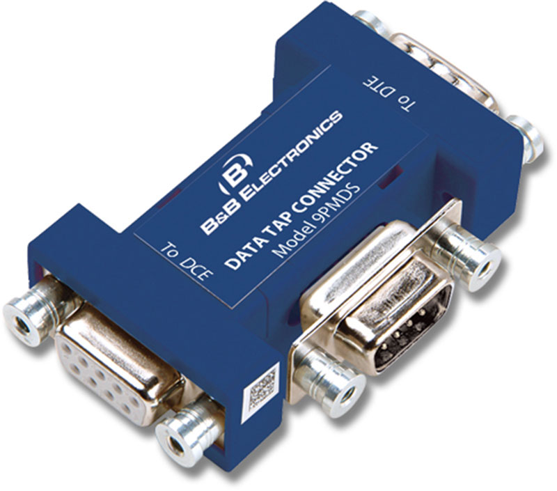 B+B Serial RS-232 9-Pin Modem Data Splitter