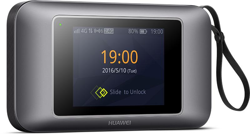 Huawei E5787 4G LTE Cat 6 Router 3000mAh olåst
