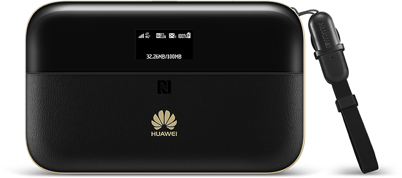 Huawei E5885Ls Pro2 300 Mbps 4G LTE router olåst
