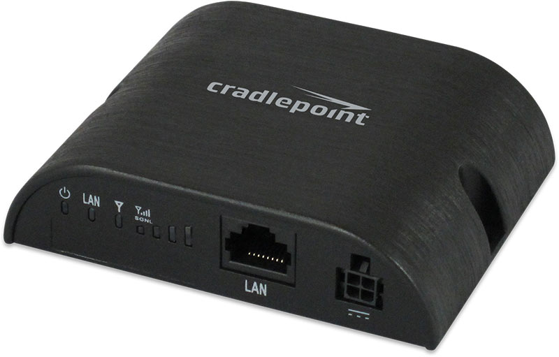 Cradlepoint COR IBR350P2 3G HSPA+ Router