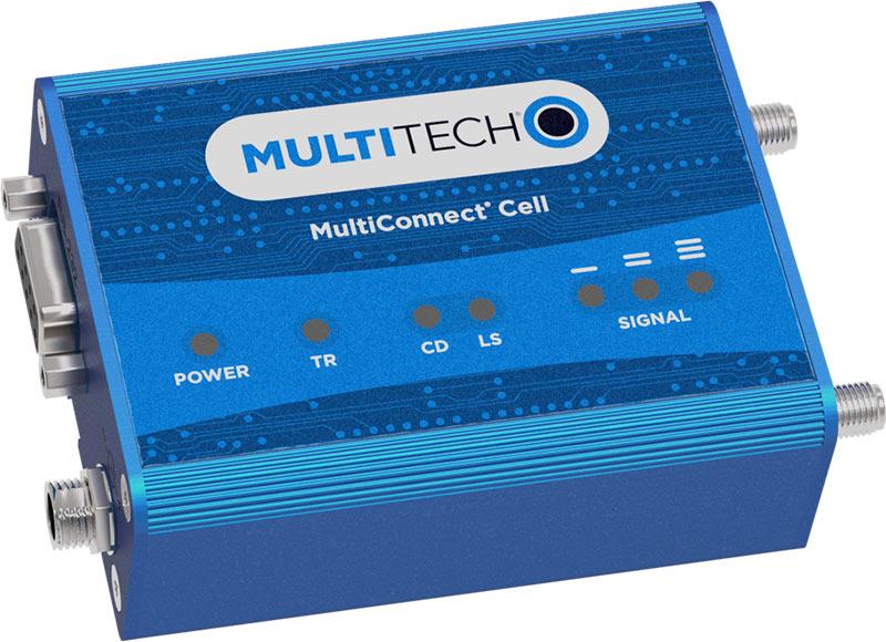 MultiTech Cell 100 3G HSPA+ Modem Seriell