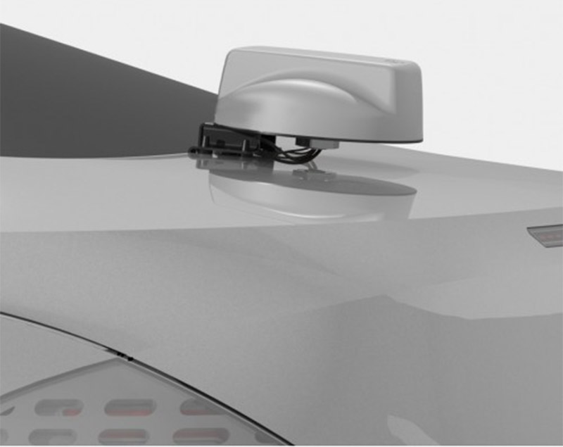 Panorama rear car mount LPMM/LGMM