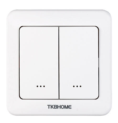 TKB Home Dimmermodule with Double Paddle