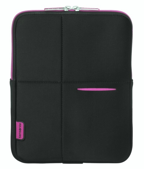 Samsonite Airglow iPad Holder 9.7 tum svart/rosa