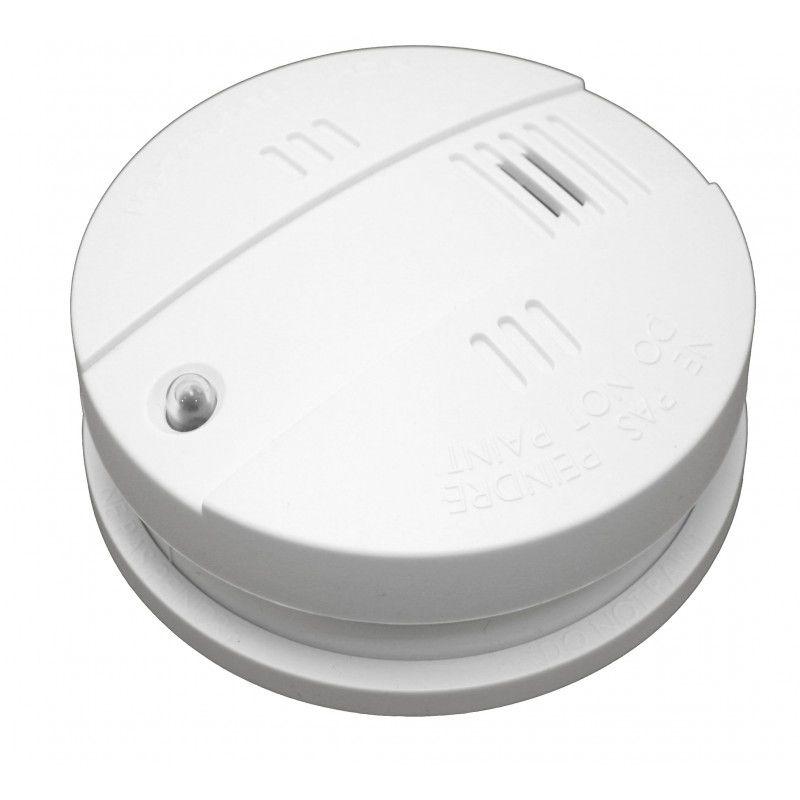 Smoke Sensor with indoor siren function - Popp
