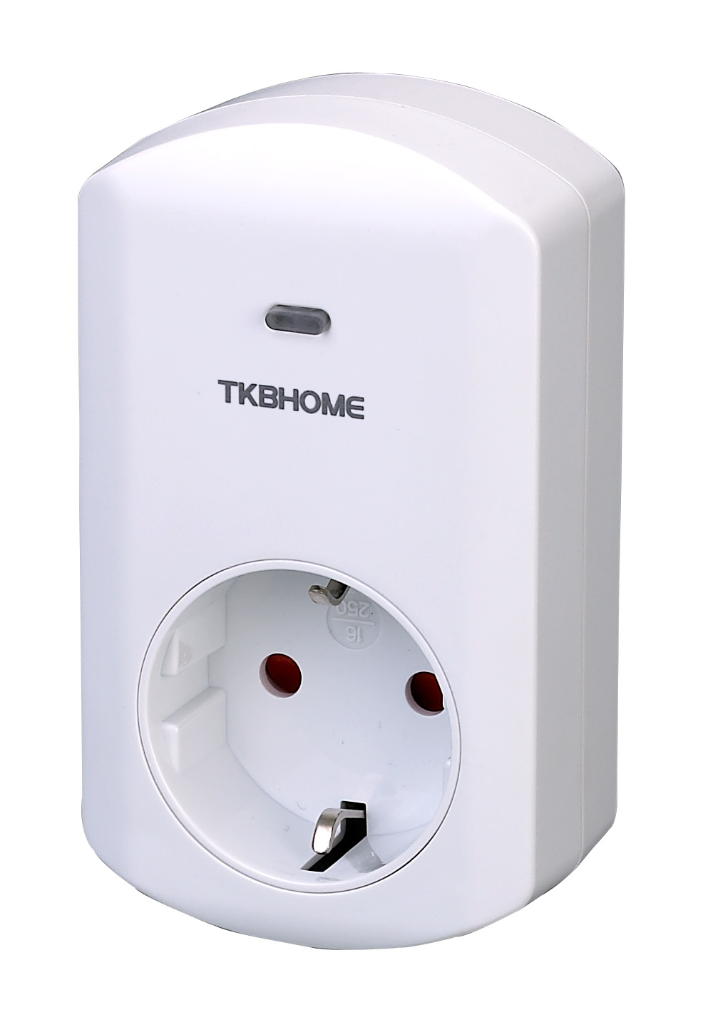 TKB Home Wall Plug with Dimmer Function (Type F)