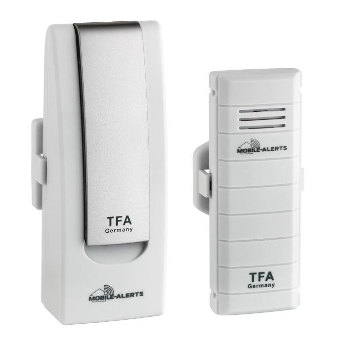 TFA Weatherhub Temperaturvakt - Starter-kit med en temperaturgivare
