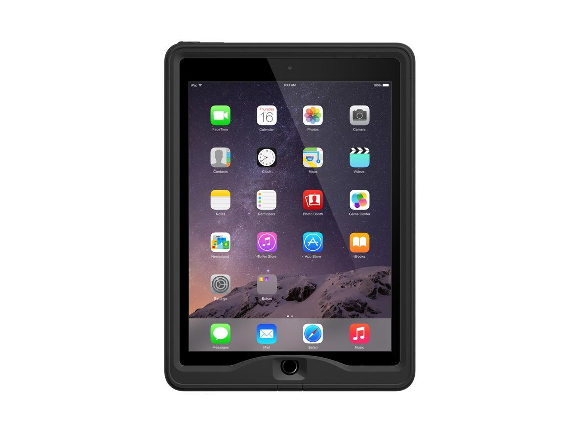 LifeProof Nüüd Case till iPad Air 2 - Svart
