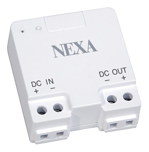 NEXA Dimmer för LED med enbyggda drivdon, 12-24V, vit