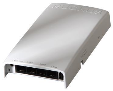 ZoneFlex wall switch 802.11AC dual band