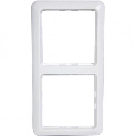 Nexa 2-facksram för sändare, vit