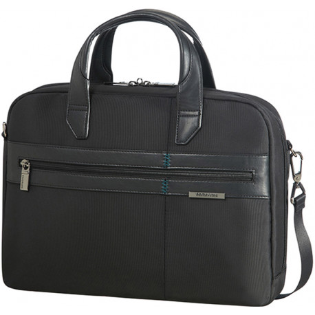 Samsonite Formalite Bailhandle 14.1 tum Black