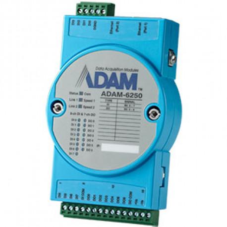 Advantech ADAM 6250 - 15 ch Digital IN/OUT