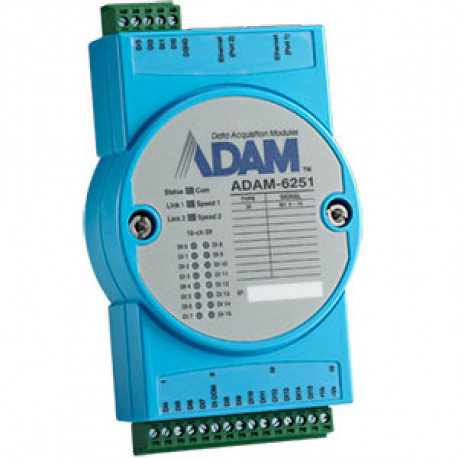 Advantech ADAM 6251 - 16 ch Digital IN