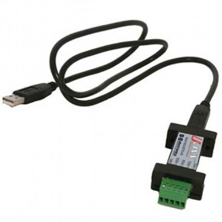 B+B U-Linx USB-Serie 1 port RS485 2 wire skruv