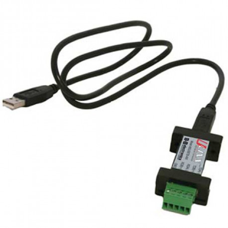 B+B U-Linx USB-Serie 1 port RS485 4 wire skruv