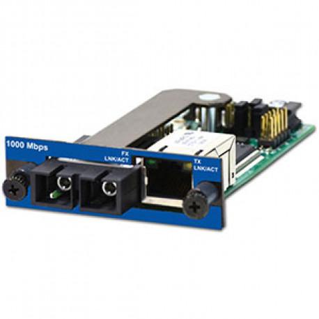 B+B McGigabit TX/LX-SM1310/PLUS-SC