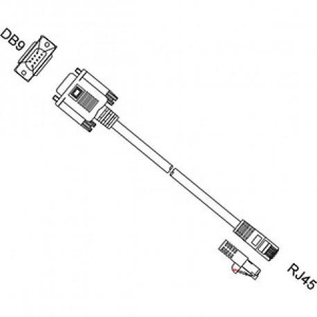 B+B SmartWorx data cable RJ45 - DB9 RS232 1.5m