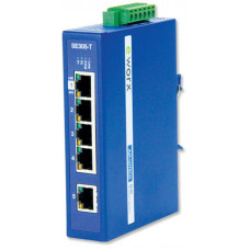 B+B eWorx Monitored Ethernet Switch 5-port Temp