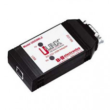 B+B U-Linx USB-Serie 1 port RS232 Isolerad DB9m