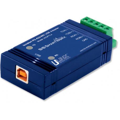 B+B U-Linx USB-Serie 1 port RS422/485 Isoler skruv