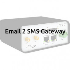 VADnet Email 2 SMS Gateway module