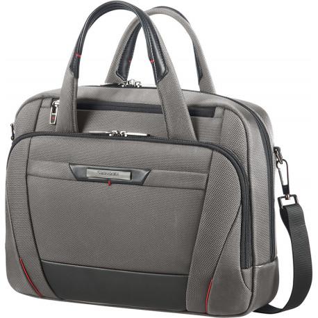 Samsonite Pro-DLX5 Laptop Bailhandle 14.1 tum Grey