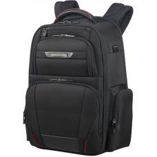 Samsonite Pro-DLX5 Lapt Backpack 3V 15.6 tum Black