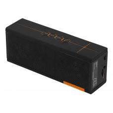 STREETZ Bluetooth högtalare, v3.0, 2h, 10m, microSD, svart/orange Okategoriserade produkter