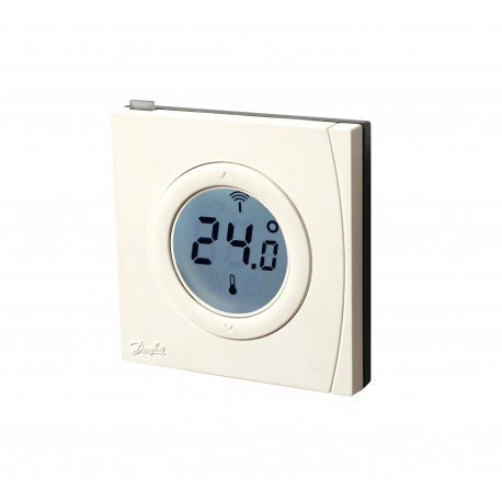 Danfoss Z-Wave temperature sensor