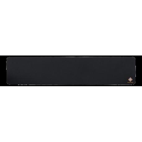 DELTACO GAMING Wristpad Large, 18mm höjd, svart