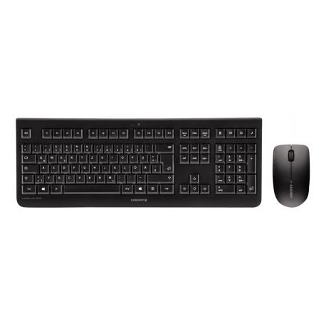 Cherry DW 3000 Trådlös mus och tangentbord