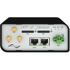 Conel LR77 Libratum 4G LTE Router WiFi plast Mobilt bredband