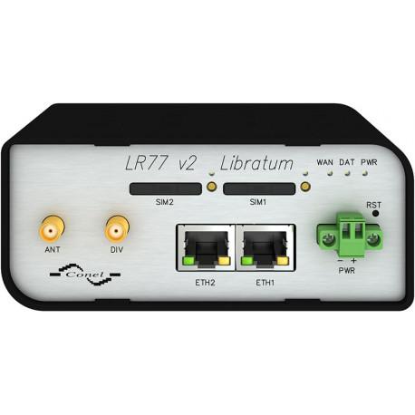 Conel LR77 Libratum 4G LTE Router plast