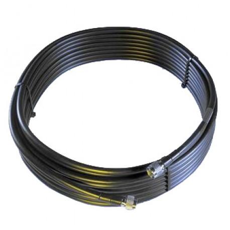 MobilePartners LMR400-kabel N-hane/N-hane 30 m