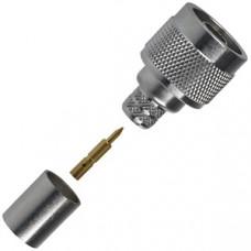 N-hane crimpkontakt för LMR400 kabel Mobilt bredband