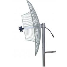 MobilePartners 21 dBi 3G Grid parabol antenn Mobilt bredband