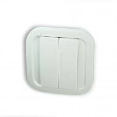 NodOn - Wall Switch Cozy White Hemautomation