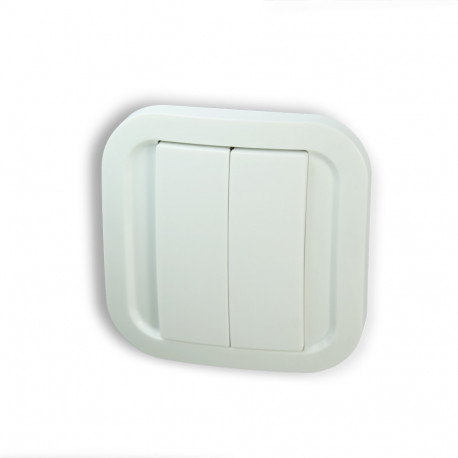 NodOn - Wall Switch Cozy White