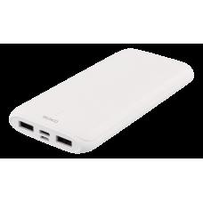 DELTACO 10000 mAh Powerbank, 2.1A Tillbehör mobila enheter